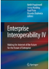 Enterprise Interoperability IV: Making the internet of the future for the future enterprise